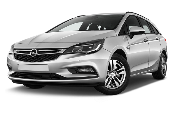 Opel Astra station