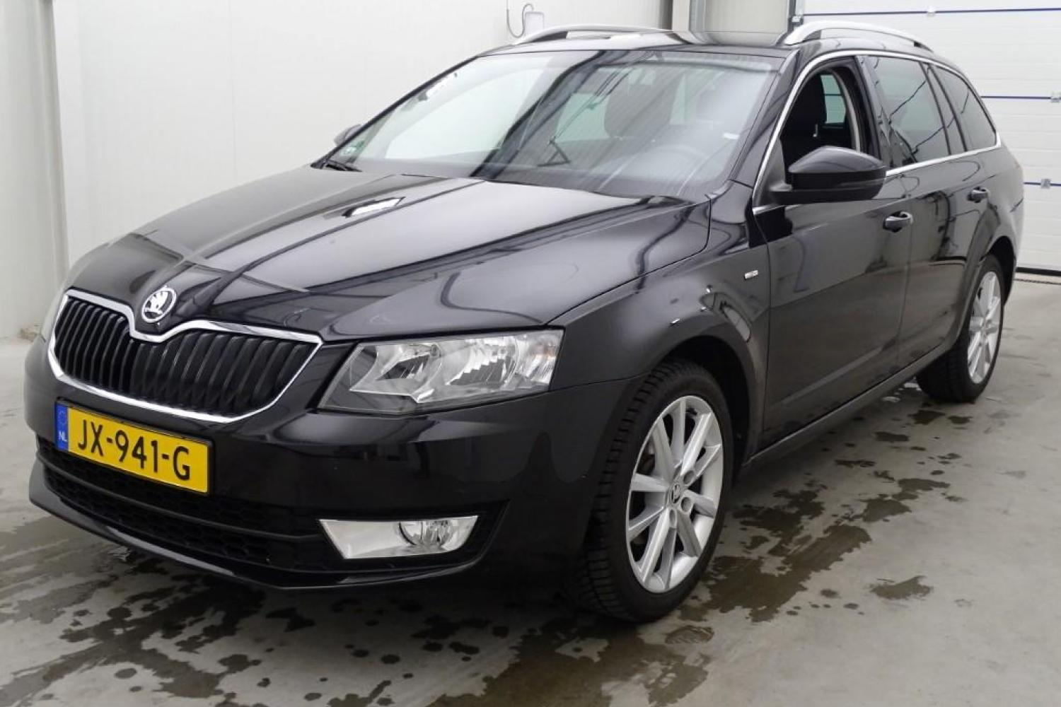 Skoda Oct.Combi 1.6TDI Joy BL