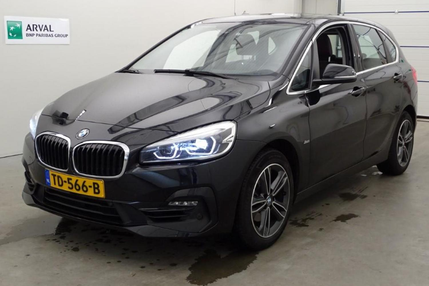 BMW 218i Act.Tour.CL Steptr.Ed.Aut