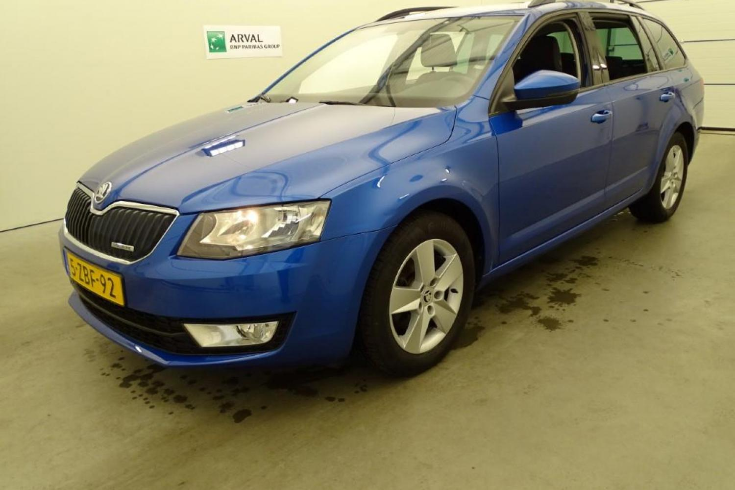 Skoda Oct.Combi 1.6TDI 110 Greenl.BL