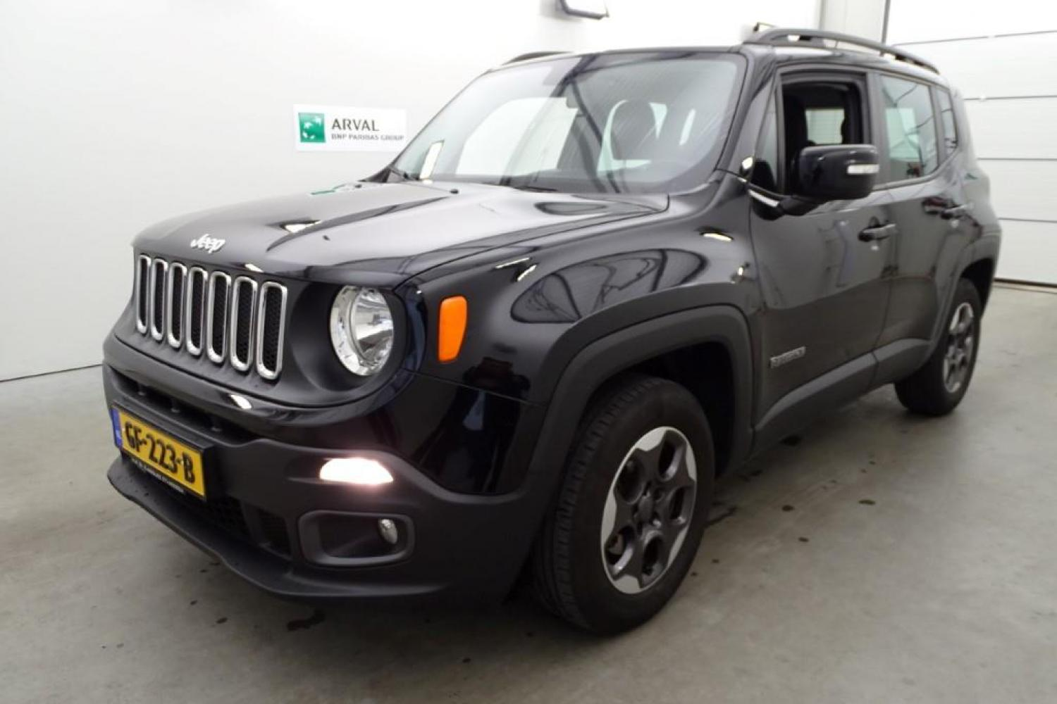 Jeep Renegade 1.4 MultiAir 2WD Longitude
