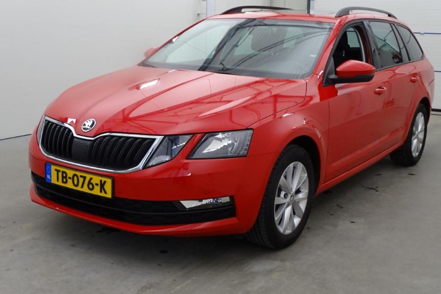 Skoda Oct.Combi 1.0TSI Ambition Bus.