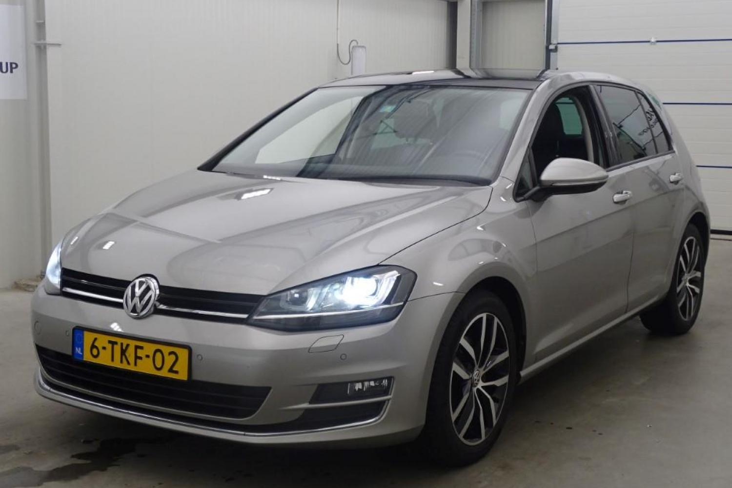 Volkswagen Golf 1.4TSI High. Aut. 5drs