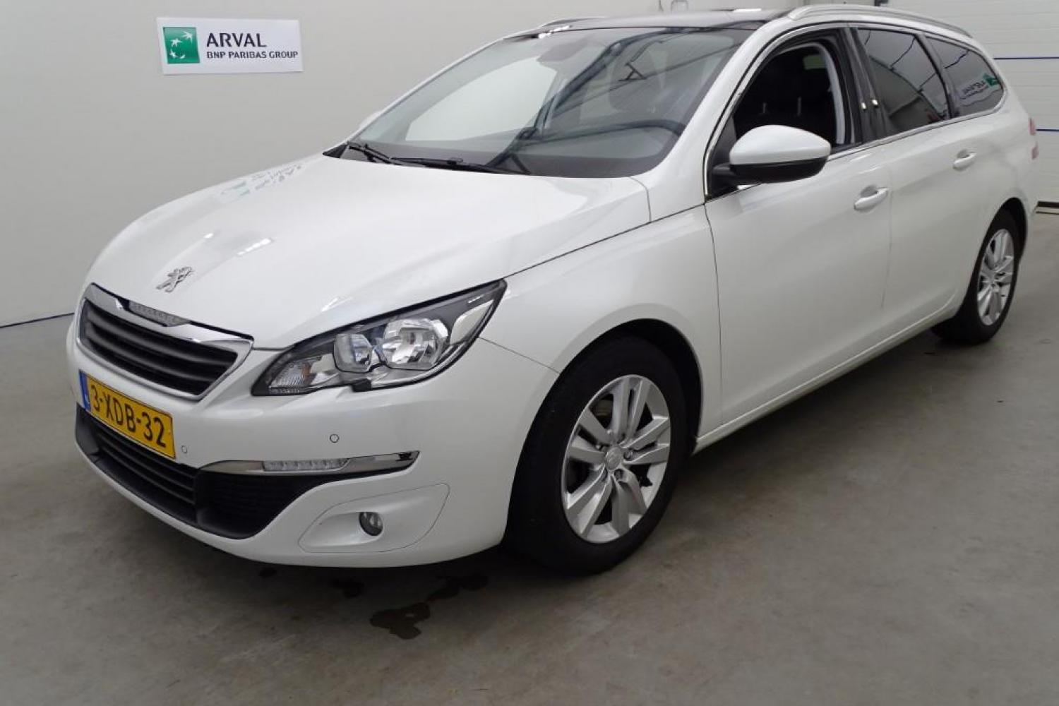 Peugeot 308 SW HDi 120 Blue Lease Exe.