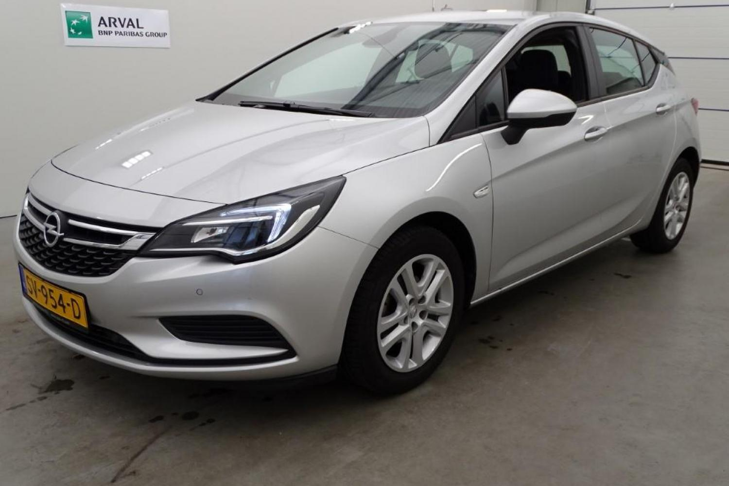 Opel Astra 1.0T Online Edition
