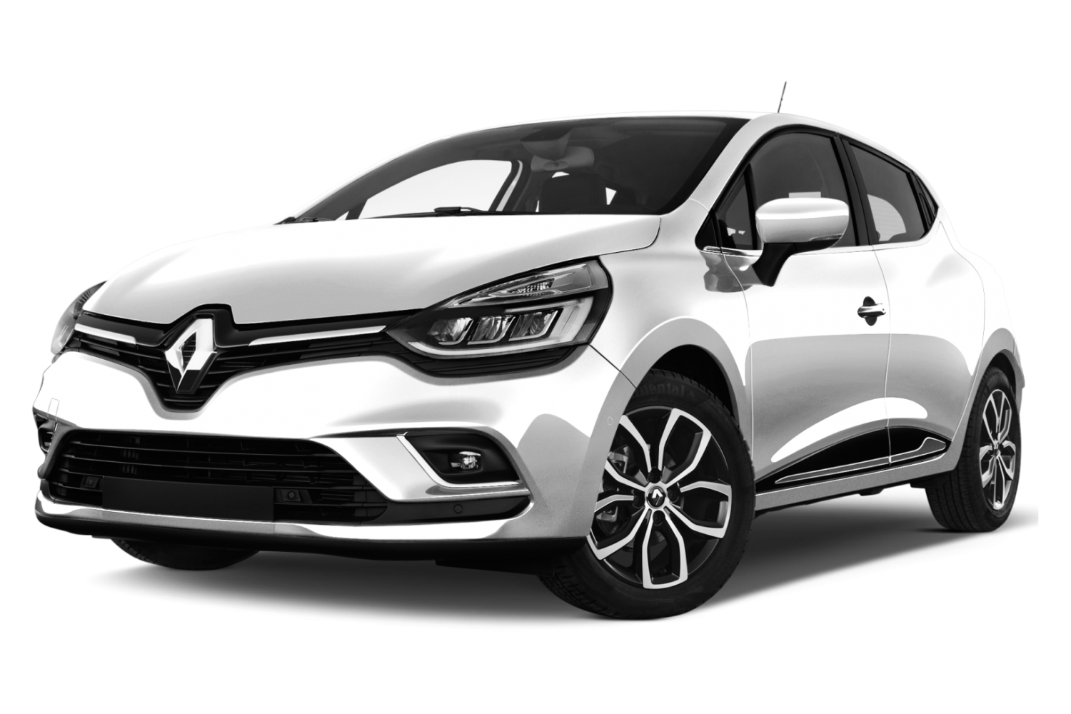 Renault Clio  TCE 75 Limited Arval Privatleasing
