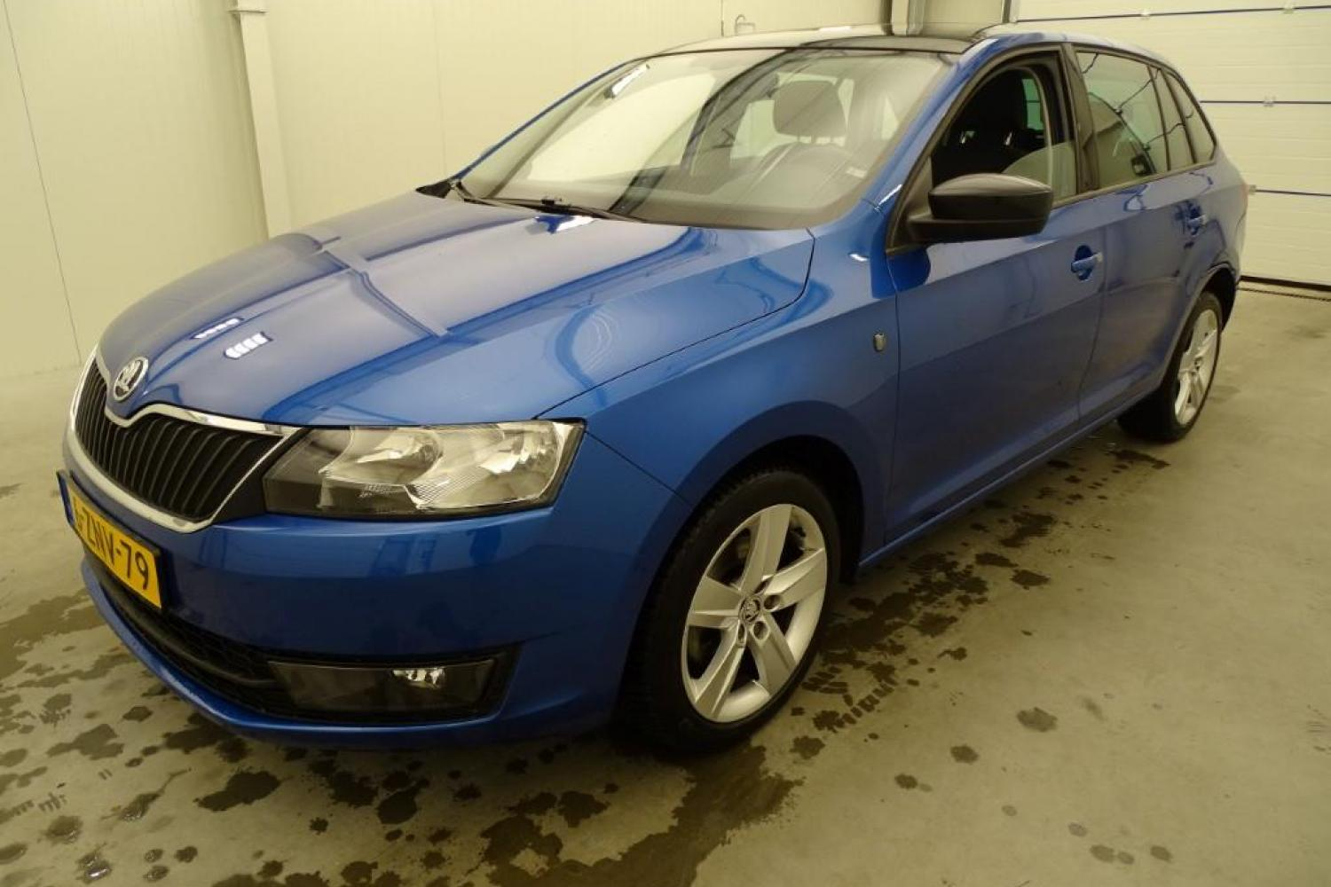 Skoda Rapid SB 1.2TSI 77 Ambition
