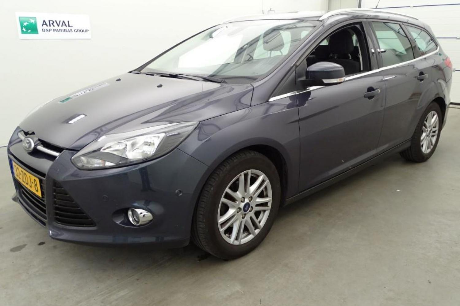 Ford Focus Wag.1.0 EB 125 Lease Tit.