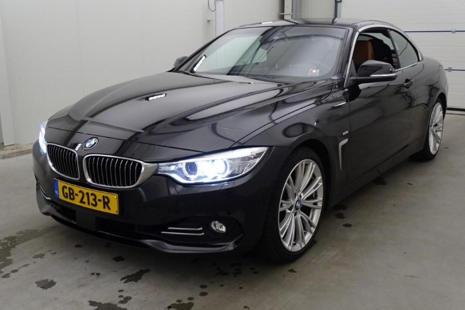BMW 428i Cabrio High Executive Aut