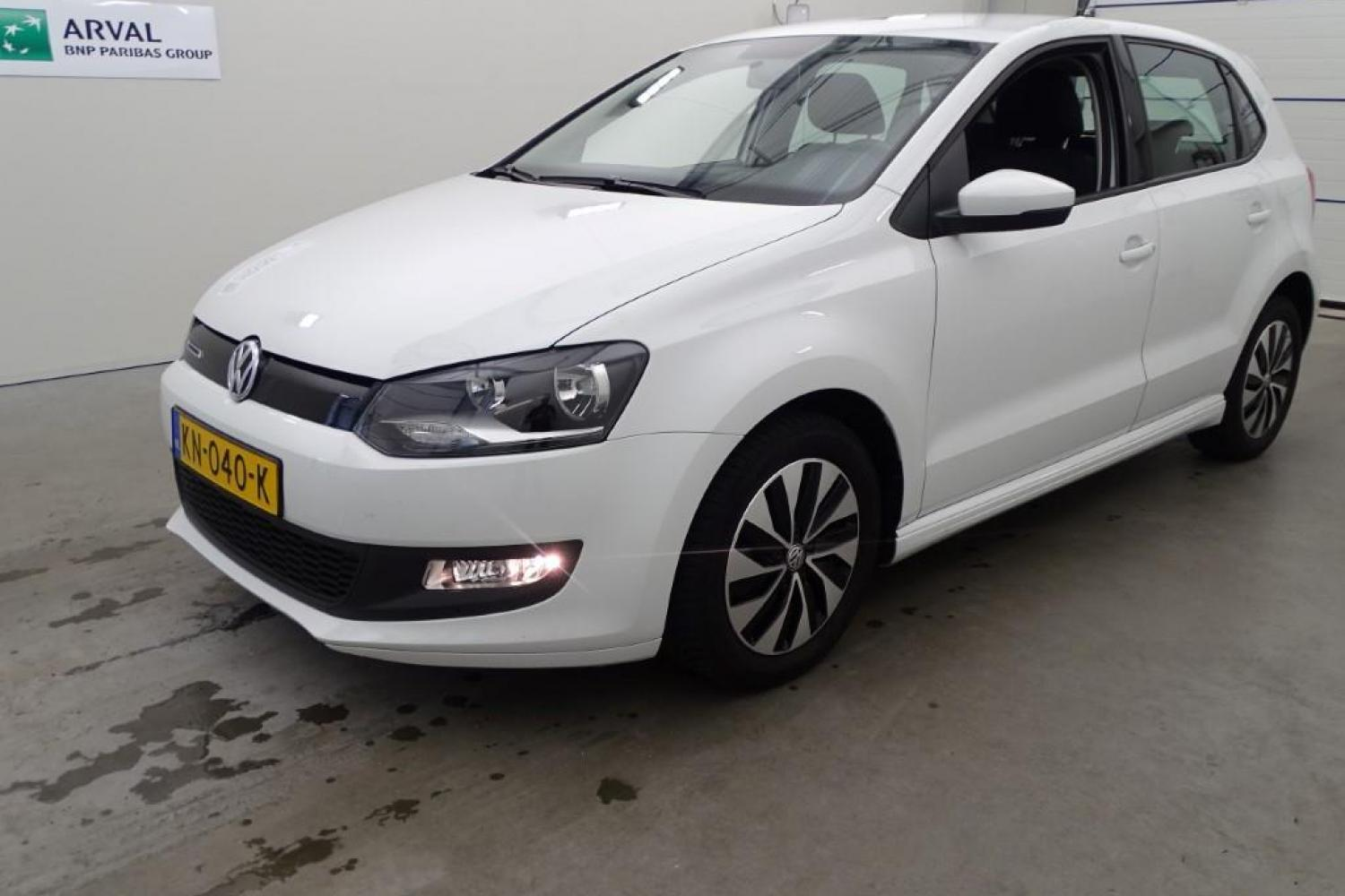 Volkswagen Polo TSI 70 Bluemotion 5d