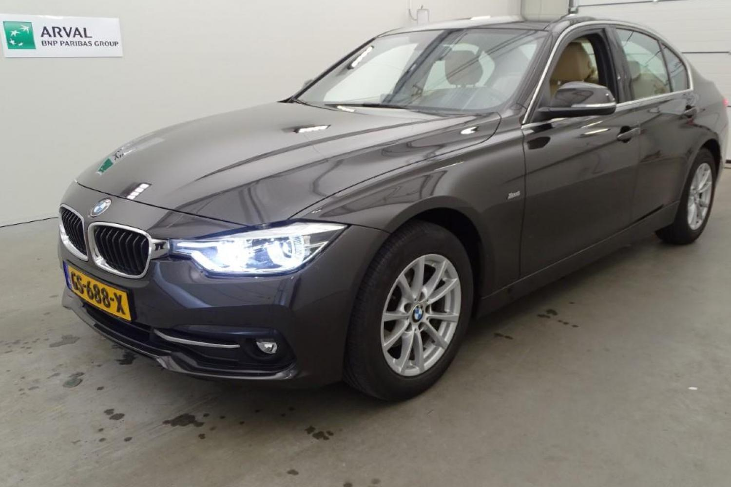 BMW 316 316d Corporate Lease Sport