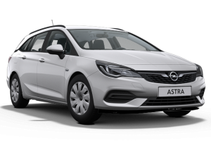 Opel Astra ST front