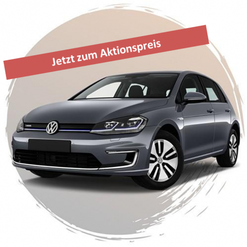 VW e-Golf Aktionspreis Consorsbank
