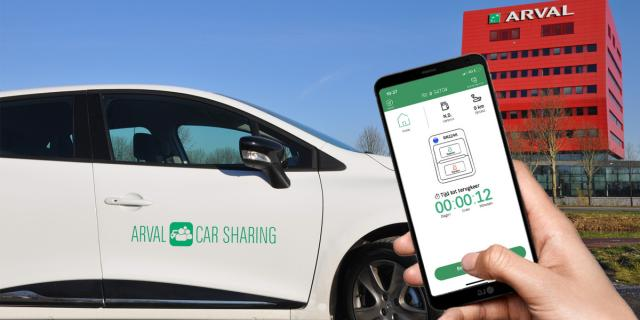 Car Sharing Short & Flex