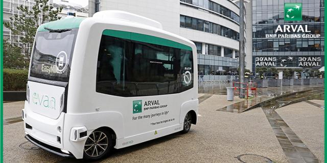 Arval electric