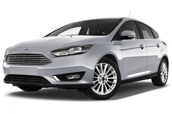 ford focus automaat