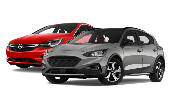 Ford Focus / Opel Astra